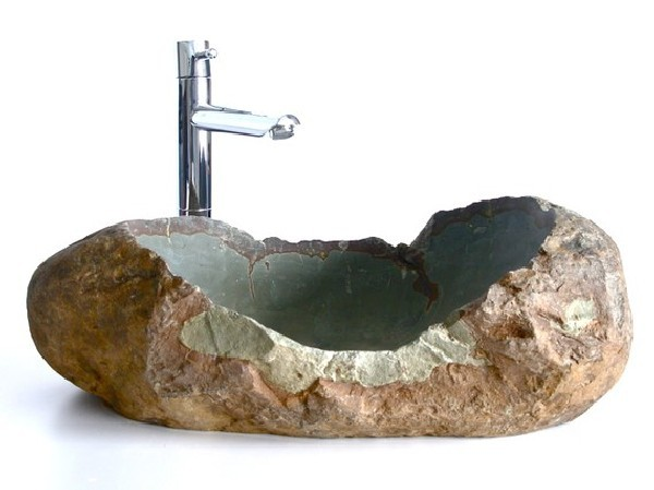 stone sinks bathroom sinks for a unique bathroom interior 14574