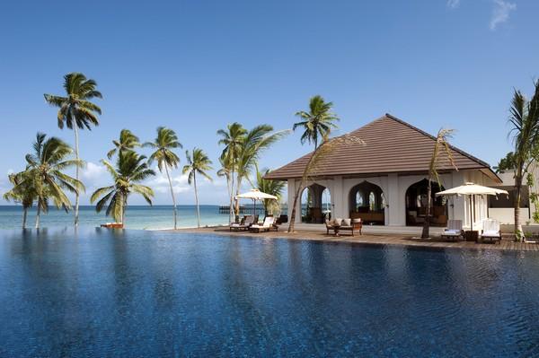 The exotic Residence Zanzibar by HBA
