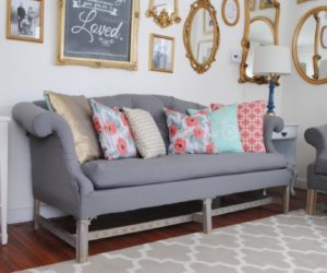 How To Update Your Home Décor With A Reconditioned Sofa