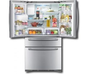 Energy Saving Refrigerator by Samsung