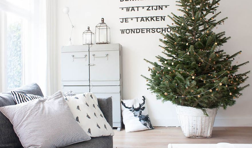 Scandinavian design for Christmas