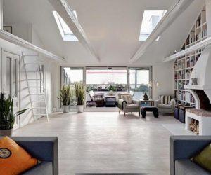 Stylish Swedish apartment for sale