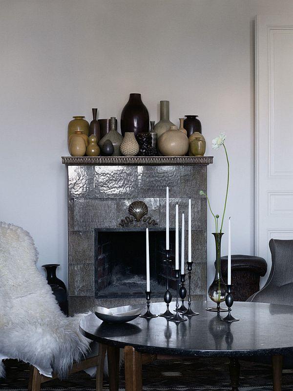 Mats Gustafson table apartment