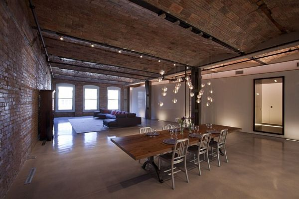 The 3600 Square Foot Loft In The Union Square Area
