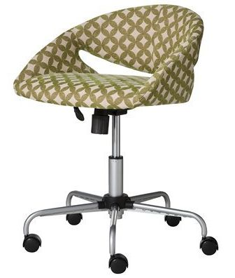 Upholstered Office Chair - Leaf