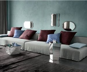 Wonderful Contemporary Essex Sofa · The Contemporary Marocco Fabric Sofa By Paola  Navone Good Looking