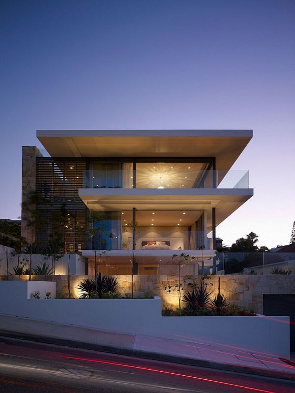 Exceptional Luxurious House With Harbour Views By MPR Design Group Good Ideas