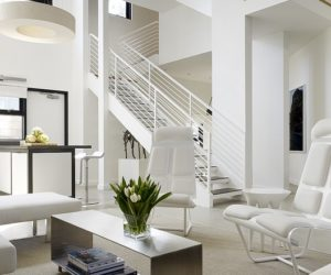 The Whiteness of a Loft by Gary Hutton