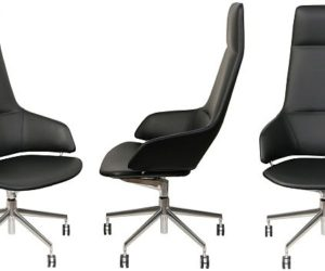 The Arper Aston Executive Chair Good Looking