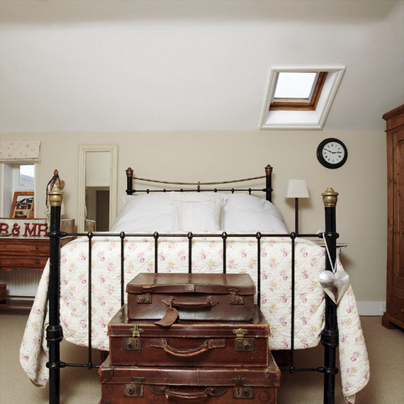 Use. Turning The Attic Into A Bedroom   50 Ideas For A Cozy Look