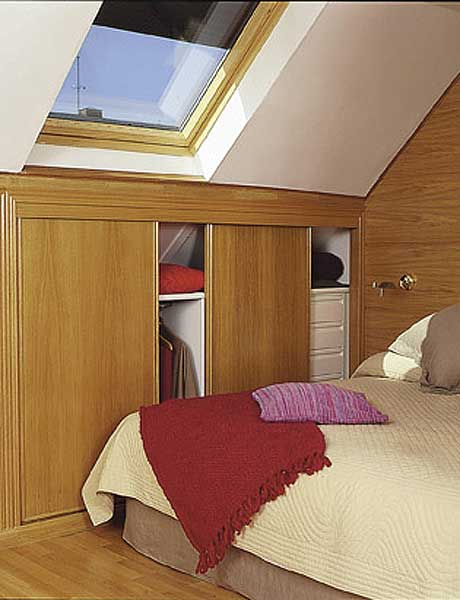 ideas for attic bedrooms.  attic bedroom gives you the opportunity to build skylights Hide Turning The Attic Into A Bedroom 50 Ideas For Cozy Look