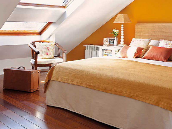 Attic Bedroom Design Ideas Turning The Attic Into A Bedroom  50 Ideas For A Cozy Look
