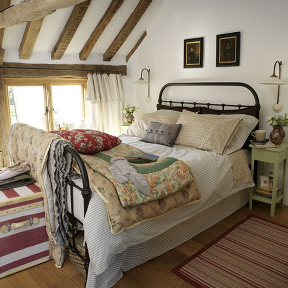 Decorating Attic Rooms turning the attic into a bedroom – 50 ideas for a cozy look