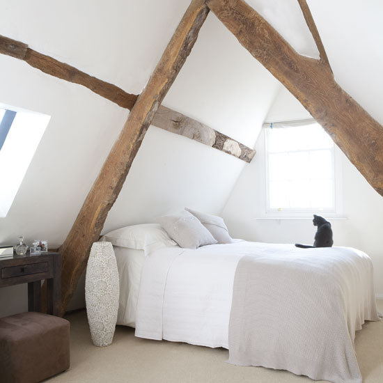 Bedroom Attic turning the attic into a bedroom – 50 ideas for a cozy look