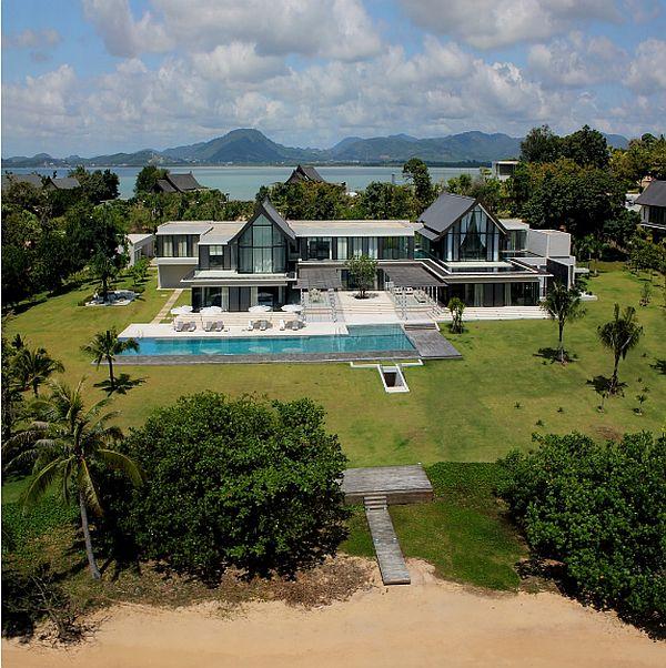 San Antigua Apartments: 7-Bedroom Villa In Cape Yamu, Phuket For Sale