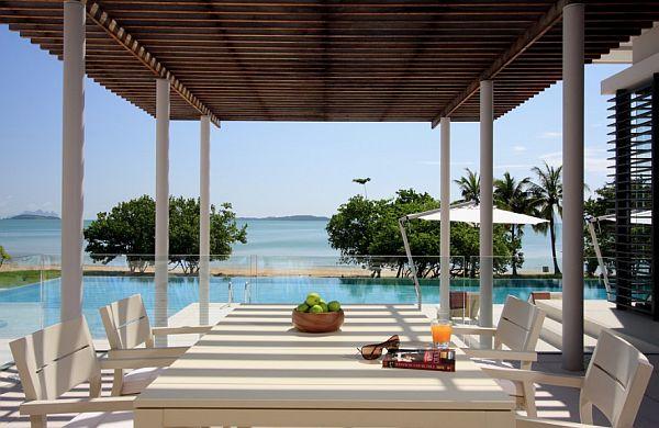 The tugendhat villa simple yet mesmerizing