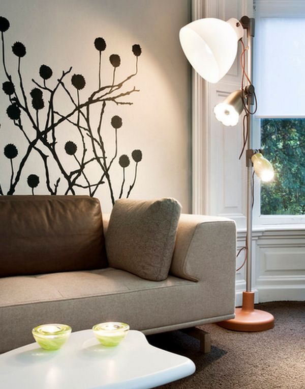 ... How Apartment Design Tips Redoing Walls Without Paint Generous ... & How To Decorate Apartment Walls Without Painting - Wall Decor Ideas