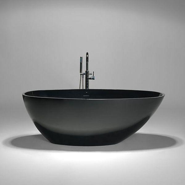 blustone oval freestanding bathtub