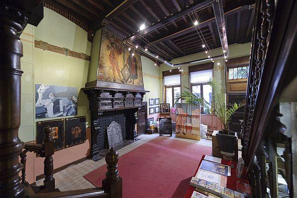 Historic Home In Bruges For Sale