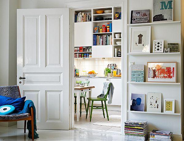 Door apartment in Sweden
