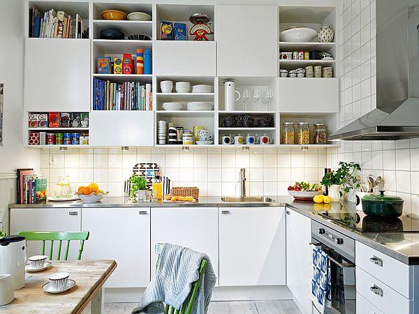 kitchen apartment in Sweden