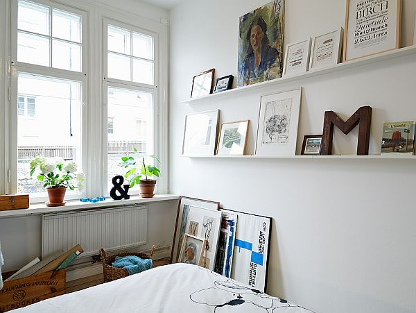 apartment in Sweden wall art