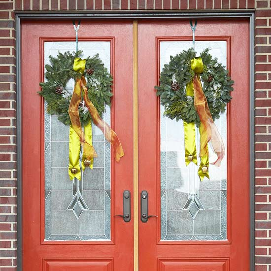 Door Decorations Christmas Contest: 20 Creative Christmas Front Door Decorations