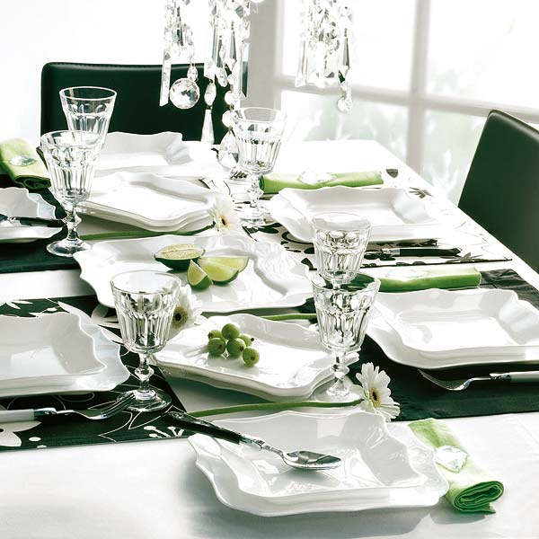 50 christmas table decorating ideas for 2011 - Deco de table campagnarde ...