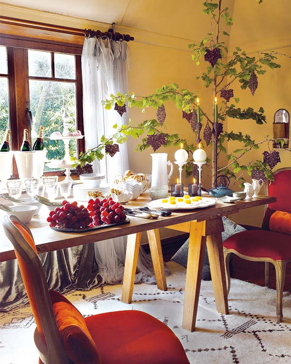 Decoration Ideas: 50 Christmas Table Decorating Ideas For 2011