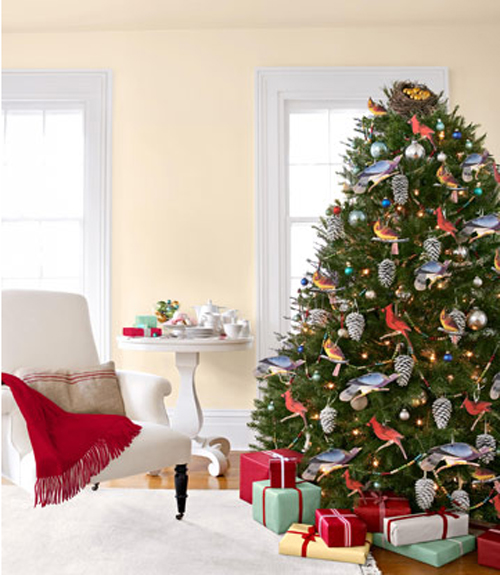 Original Christmas Tree Decorating Ideas