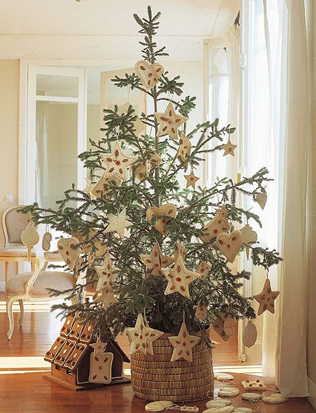 30 christmas tree decoration ideas for 2011 - Adornar un arbol de navidad original ...
