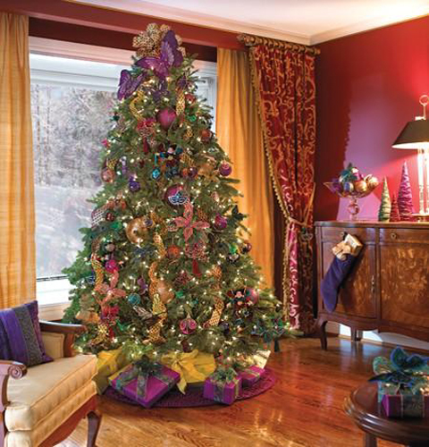 30 christmas tree decoration ideas for 2011 for 2014 christmas tree decoration