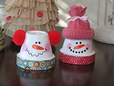 Build A Snowman Arts And Crafts