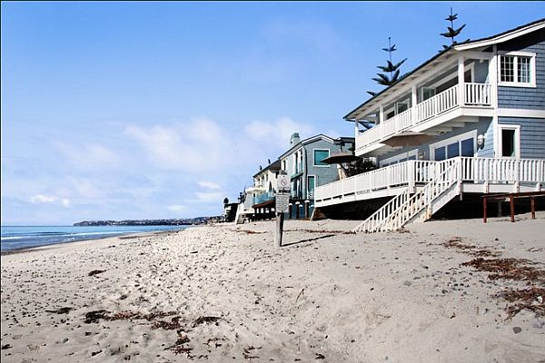 Three Beach Front Houses For Sale Pictures Gallery