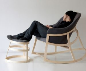 Wonderful Dancing Chair by Constance Guisset