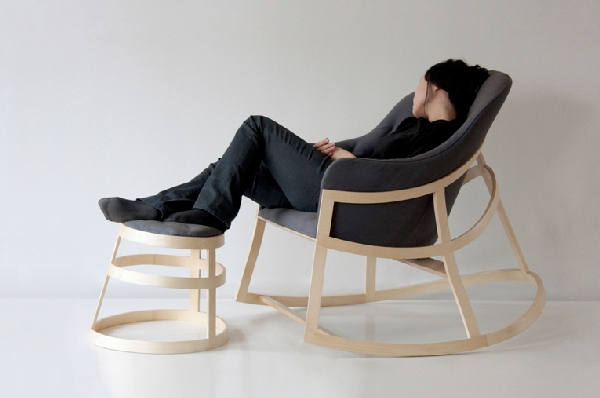 Dancing Chair by Constance Guisset