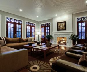 ... How To Arrange Furniture In A Large Living Room Great Ideas