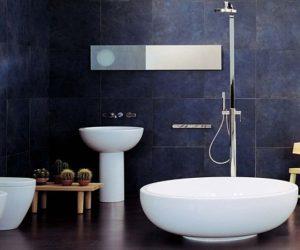 The delicate Fontana basin by Giulio Cappellini
