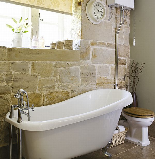 beauty of freestanding bathtubs
