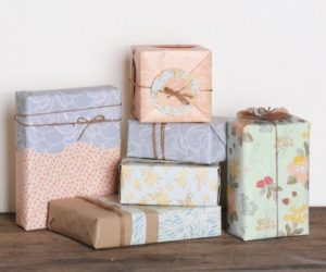 Step Up Your Game When Decorating With Wrapping Paper