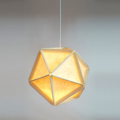 Areaware Icosa Pendant Lamp
