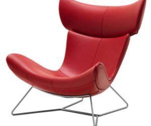 ... The Chic Imola Red Chair