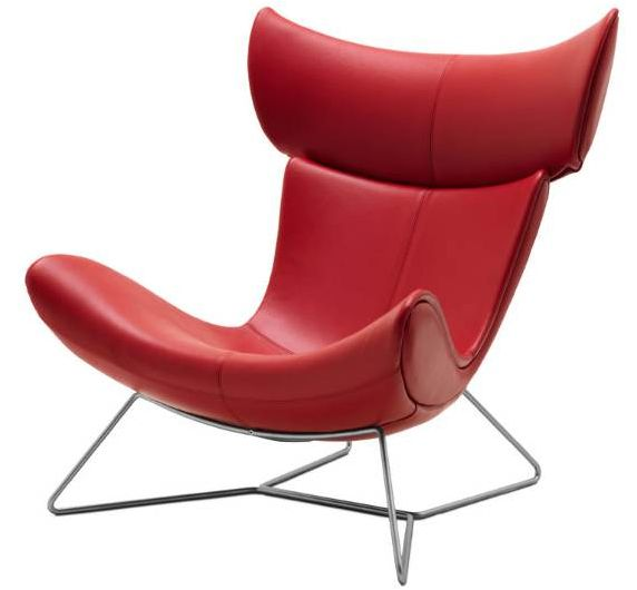 The Chic Imola Red Chair