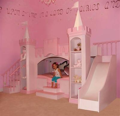 Inspiring girls fairy bedroom furniture for Children bedroom designs girls