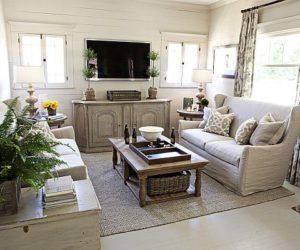 Kristin's harmonious interior design