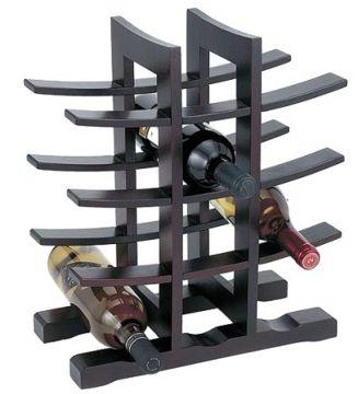 maderia wine rack