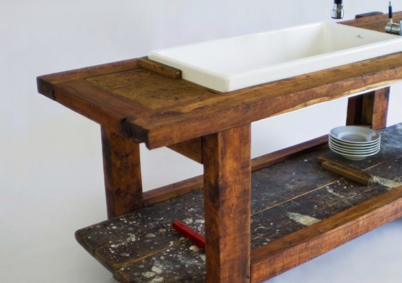 Reclaimed Wood Furniture By Manoteca