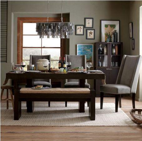 minimalist Terra dining table