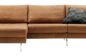 Elegant Morini sectional sofa by Henrik Pedersen