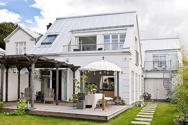 A Unique Nordic House Part 87